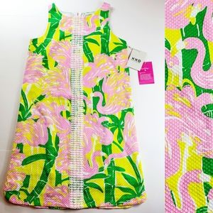 Lilly Pulitzer Target Flamingo Print Sheath Dress